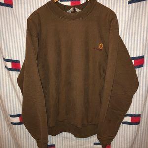 Vintage carhartt crewneck sweatshirt